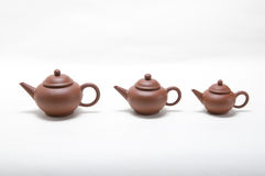 Chinese teapot Royalty Free Stock Image