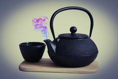 The Chinese Teapot Royalty Free Stock Photo