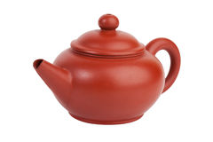 Chinese teapot for tea Stock Images