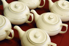 Chinese Teapots Stock Photo
