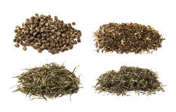 Chinese teas Stock Photography