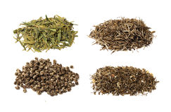 Chinese teas Royalty Free Stock Images