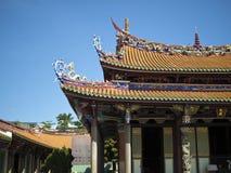 Chinese tempel Stock Afbeeldingen
