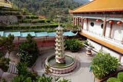 Chinese tempel stock fotografie