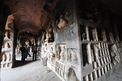 Chinese tempels Royalty-vrije Stock Afbeeldingen