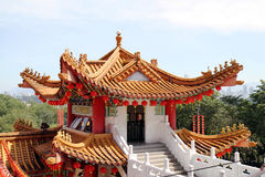 Chinese temple royalty free stock photo