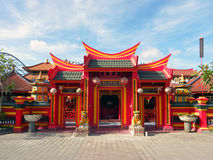 Free Chinese Temple Royalty Free Stock Photography - 21695977