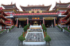 Chinese temple Royalty Free Stock Image