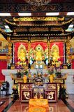 Chinese temple Stock Image