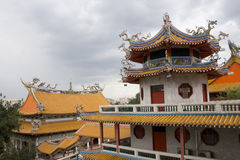 Chinese temple. Kong Meng San Phor Kark See Monastery a famous Chinese temple in Singapore Stock Photography