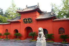 Chinese Temple Royalty Free Stock Photography