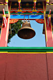 Chinese Temple Bell Royalty Free Stock Photo
