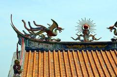 Chinese Temple in Broga, Malaysia Stock Image