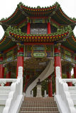 Chinese Temple Building Stock Image