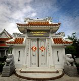 Chinese temple buu Stock Image