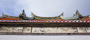 Chinese temple in George Town, Penang, Malaysia Royalty Free Stock Photos
