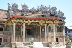 Chinese Temple In Georgetown Royalty Free Stock Photography