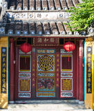 Chinese temple in Hoi An, Vietnam Stock Photo