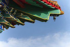 Chinese Temple Royalty Free Stock Photos
