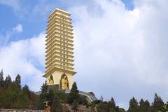 Chinese Temple Pagoda Royalty Free Stock Photo