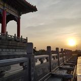 Chinese Temple Style stock images