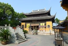 Chinese temple of Taoism Stock Image