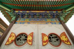 Chinese Temple, Thailand Royalty Free Stock Photography