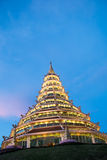 Chinese temple - wat hyua pla kang Royalty Free Stock Photos