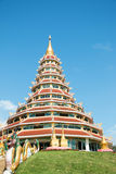 Chinese temple - wat hyua pla kang Royalty Free Stock Photography