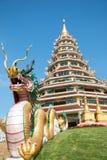 Chinese temple - wat hyua pla kang Stock Photography
