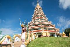Chinese temple - wat hyua pla kang Royalty Free Stock Photos