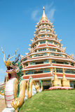 Chinese temple - wat hyua pla kang Royalty Free Stock Image