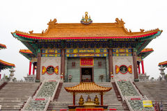 Chinese Temple. Watmungkron are Chinese temple at Nonthaburi Thailand Stock Photography