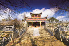 Chinese temples Stock Photography