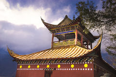 Chinese temples Royalty Free Stock Photos