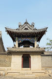 Chinese temples bell tower Stock Images
