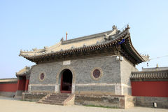 Chinese temples building Stock Photos