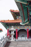 Chinese temples. Royalty Free Stock Images