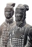 Chinese terra-cotta warrior Royalty Free Stock Image