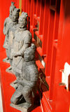 Chinese terraccotta army Stock Photos
