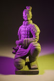 Chinese Terracotta Soldier Royalty Free Stock Images