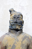 Chinese terracotta warrior Stock Photo