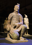 Chinese terracotta warrior Royalty Free Stock Image