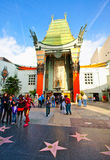Chinese Theater Stock Image