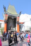 Chinese Theatre Royalty Free Stock Images