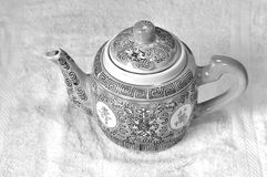 Chinese Theepot royalty-vrije stock foto