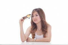 Chinese tiener Stock Afbeelding
