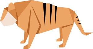 Chinese tijger Stock Afbeelding