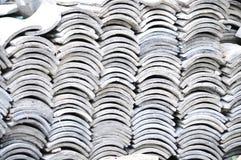 Chinese tiles Stock Photos