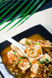 Chinese tofu Stock Photo
